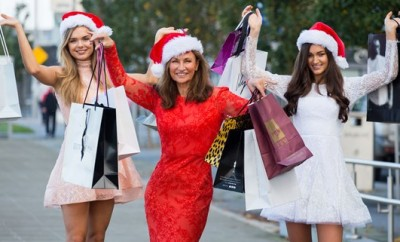 Limerick dons City of Fashion 2015 tag this Christmas